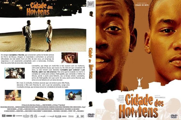 City of Men Cidade dos Homens 2017 Torrent HDTV 720p Nacional Download