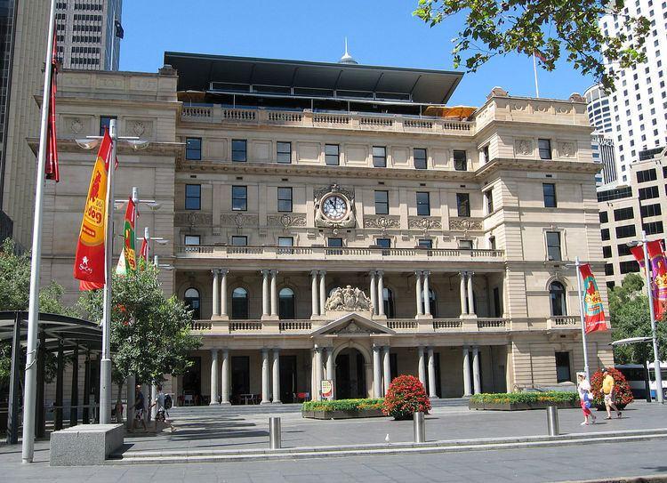 City of Sydney Library