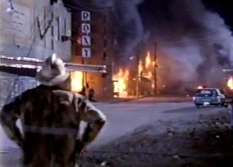 City on Fire (1979 film) City on Fire 1979 Disaster Movie World