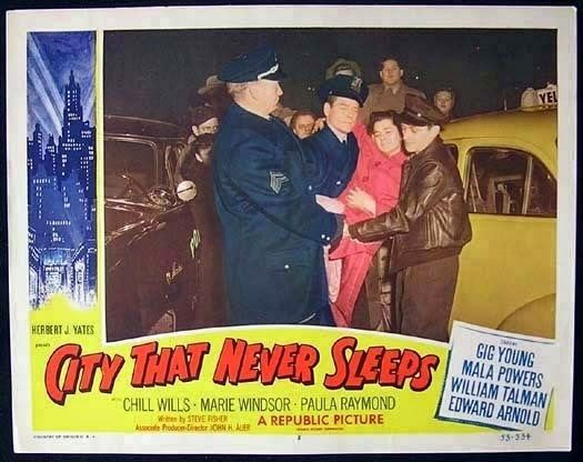 City That Never Sleeps Lauras Miscellaneous Musings Tonights Movie City That Never