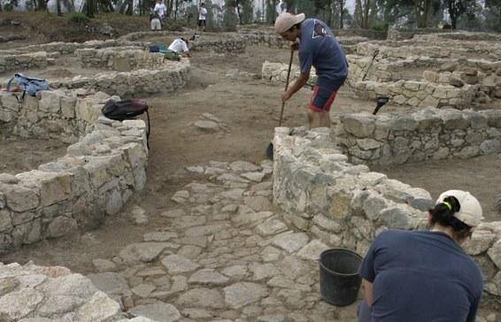 Cividade de Terroso Trabalhos arqueolgicos na Cividade de Terroso Portal da CMPV