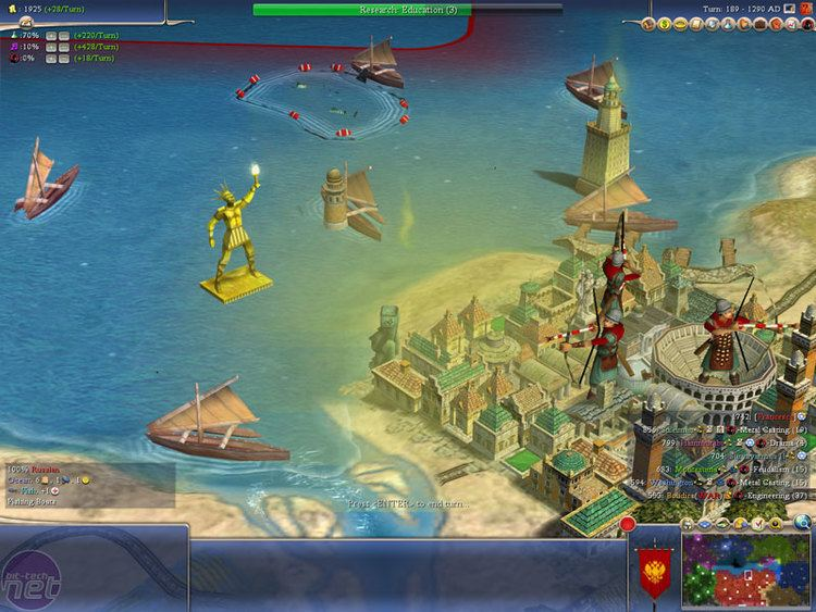 Civilization IV: Beyond the Sword - Alchetron, the free