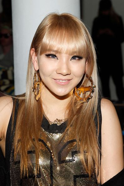 CL (singer) CL Photos Jeremy Scott Front Row Fall 2013 MADE