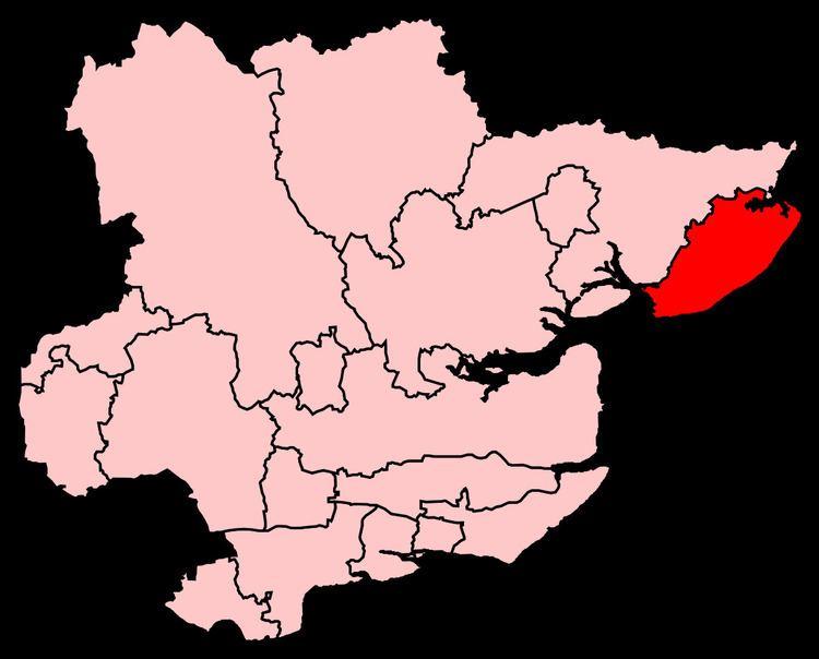 Clacton (UK Parliament constituency)