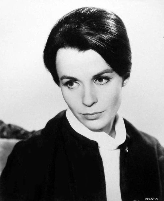 Claire Bloom Monday Quiz CLAIRE BLOOM ClassicMovieChatcom The