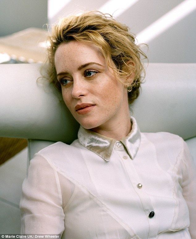 Claire Foy Claire Foy admits shes not bothered by LA lifestyle as she prepares