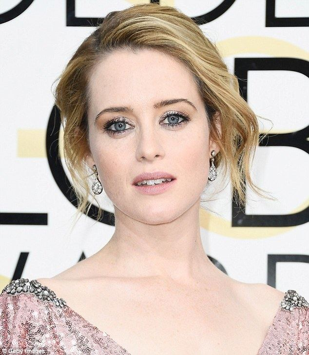 Claire Foy The Crown star Claire Foys glam squad details how to copy her