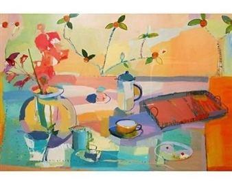 Claire Harrigan Artworks of Claire Harrigan Scottish 1964