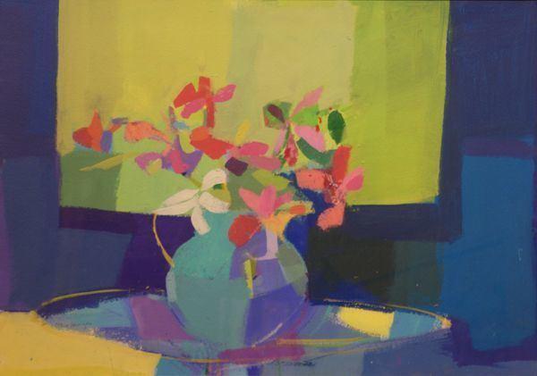 Claire Harrigan Gullane Art Gallery Claire Harrigan RSW ART F