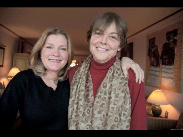Claire Labine Claire Labine Interview Part One on Vimeo
