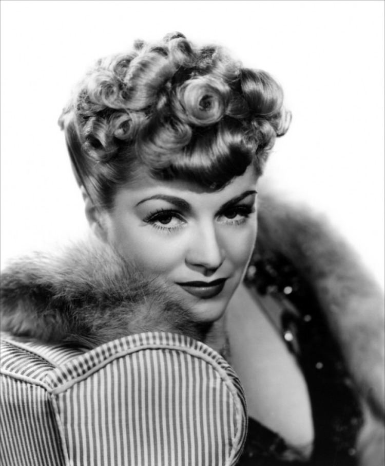 Claire Trevor Claire Trevor profile Famous people photo catalog