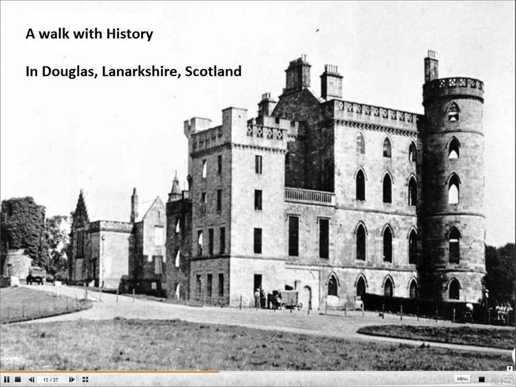 Clan Douglas Douglas the clan and the family a genealogy record