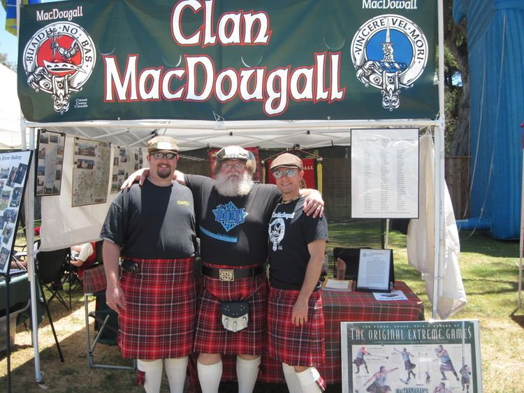 Clan MacDougall Clan MacDougall Society of North America