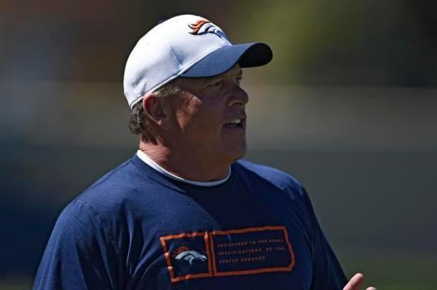 Clancy Barone Frei Clancy Barone feels right at home coaching Broncos offensive