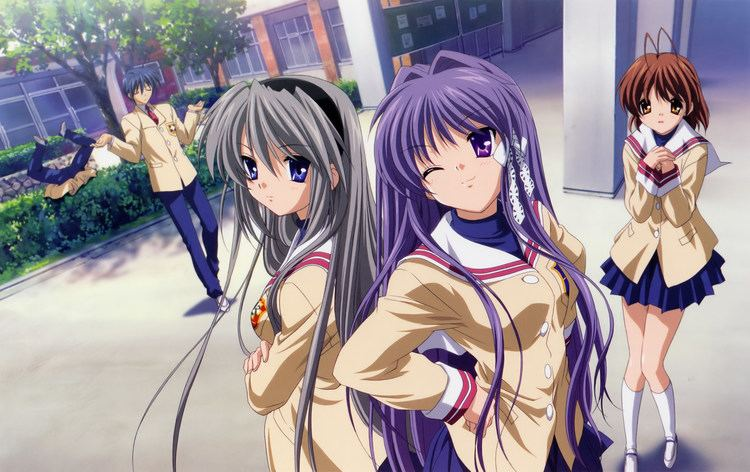 Clannad Classic Visual Novel Title CLANNAD Out Now for Steam 15