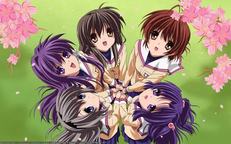 Clannad Ibuki Fuko Zerochan Anime Image Board