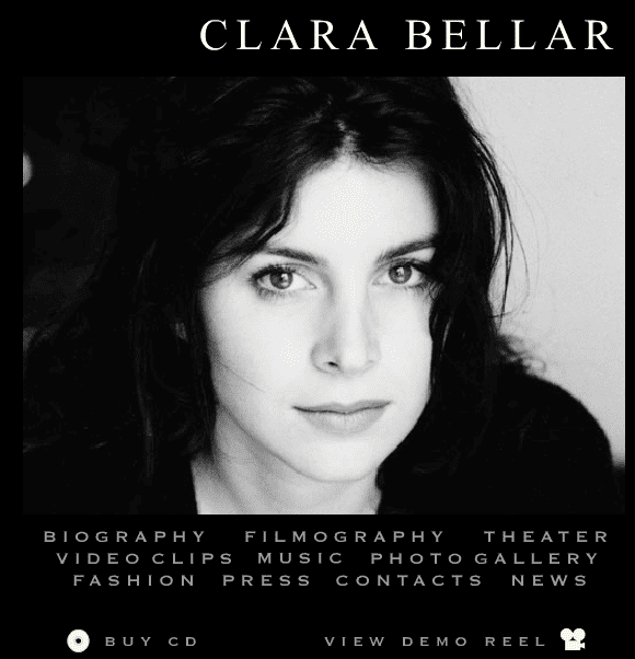 Clara Bellar clara bellar be you