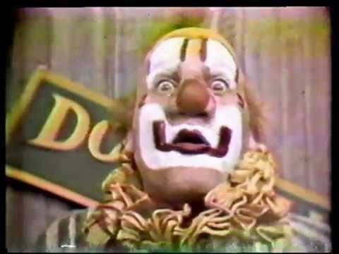 Clarabell the Clown Clarabell the Nightmare Clown YouTube