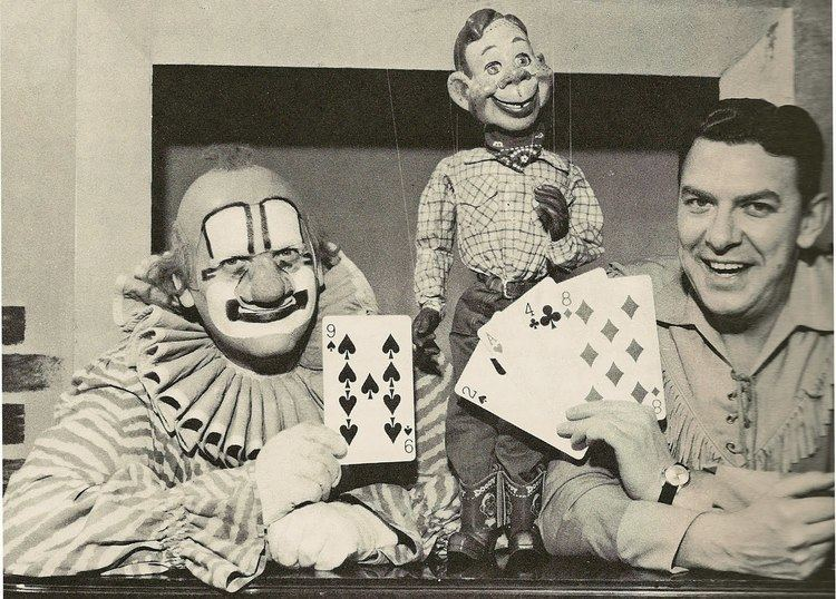 Clarabell the Clown Crum on Showbiz Worth 1000 Words Will the real Clarabell the