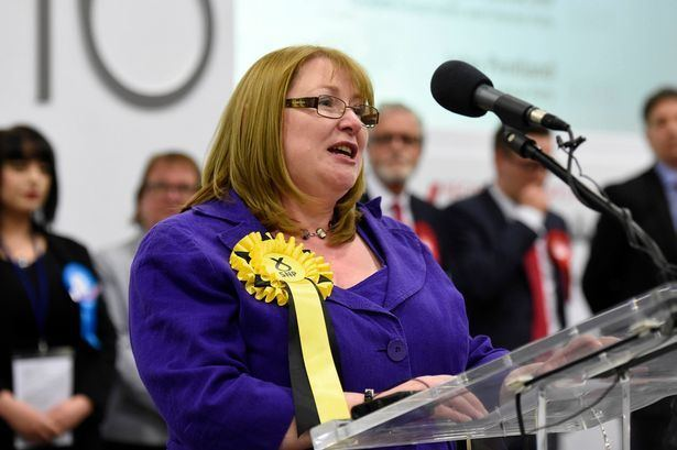 Clare Adamson Election 2016 Clare Adamson claims decisive victory in Motherwell