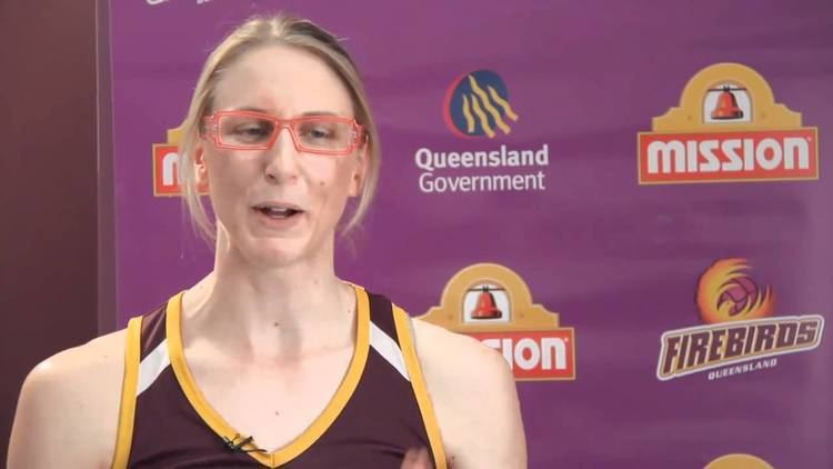 Clare McMeniman Queensland Firebirds Mission TV Clare McMeniman YouTube