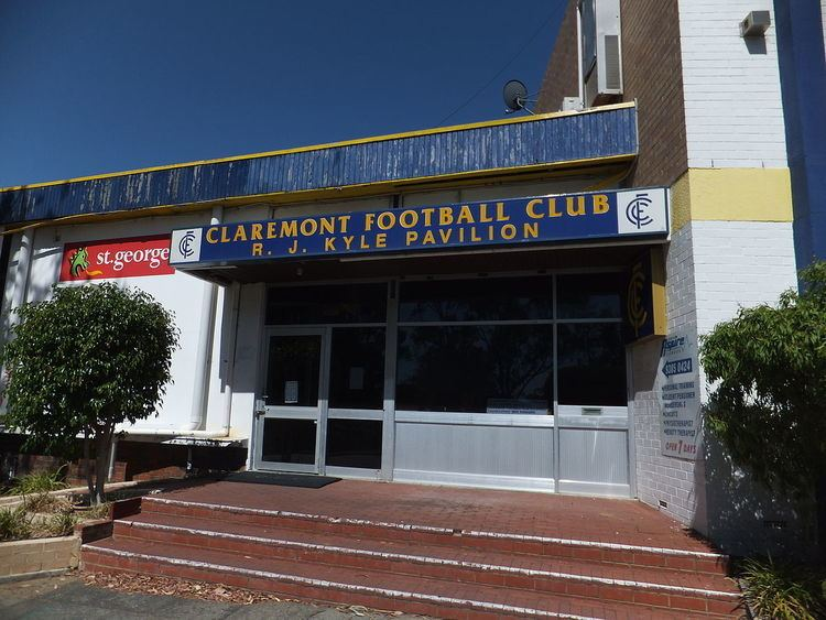 Claremont Oval