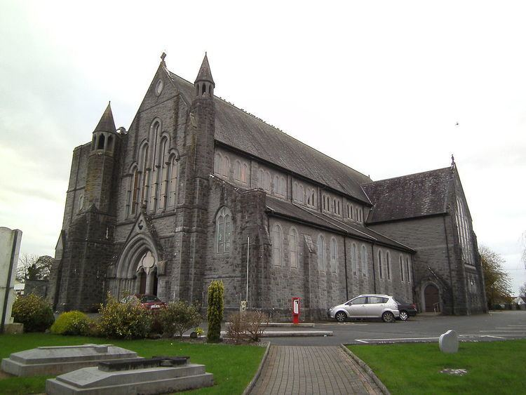 Claremorris church