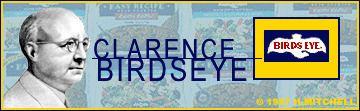Clarence Birdseye Clarence Birdseye LemelsonMIT Program