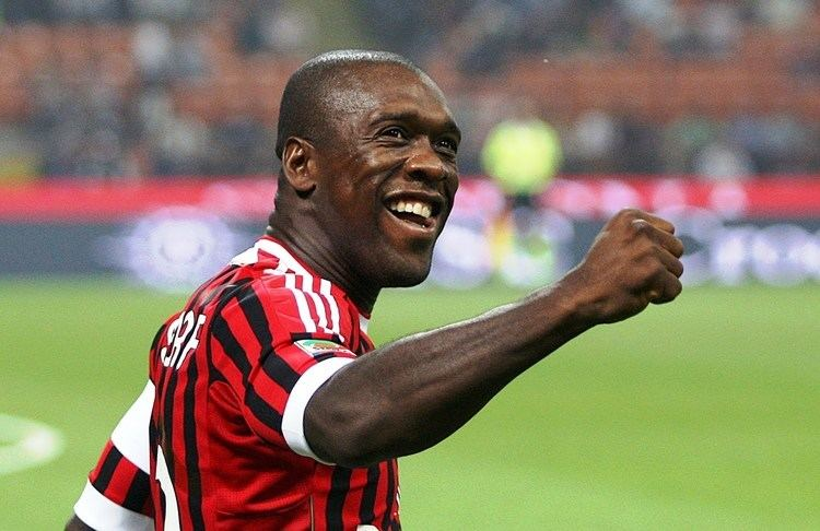 Clarence Seedorf Clarence Seedorf buon compleanno Happy Birthday Pitbull