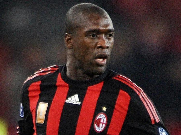 Clarence Seedorf Clarence Seedorf Player Profile Sky Sports Football