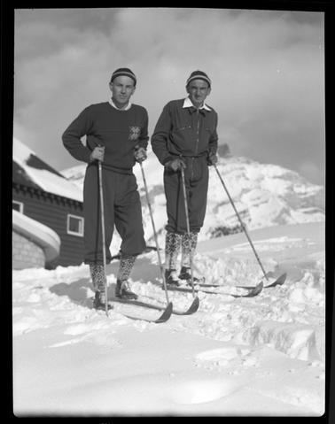 Clarence Servold Clarence Servold Olympic Team Crosscountry Alberta On Record