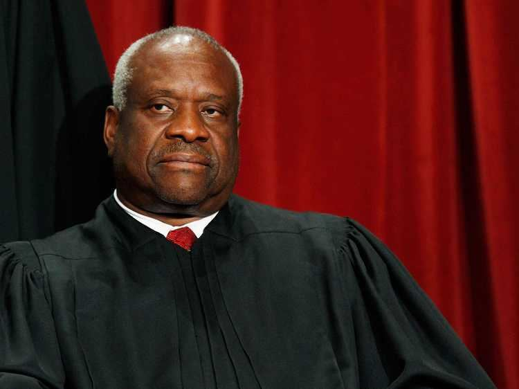 Clarence Thomas Clarence Thomas Has A Bizarre Opinion About Religion