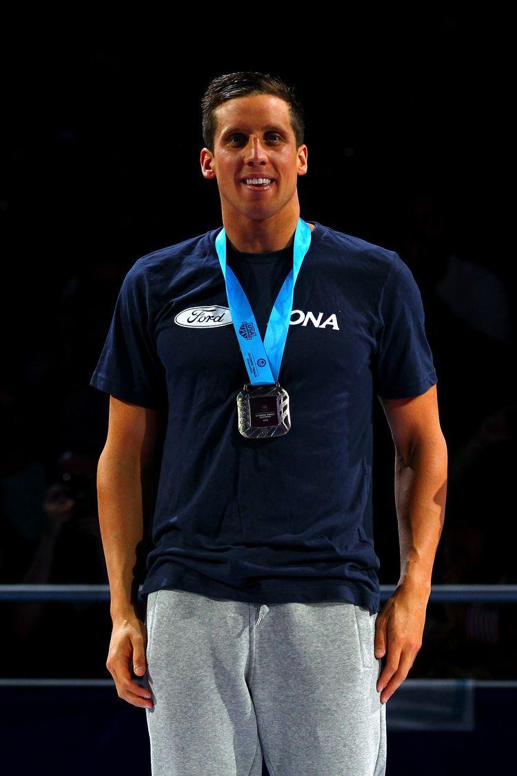 Clark Burckle Clark Burckle Team USA39s Golden Boys of Swimming