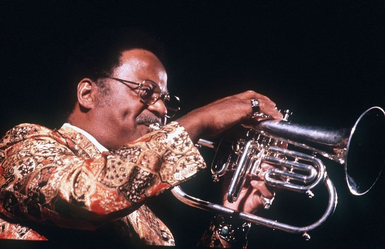 Clark Terry Clark Terry dies at 94 jazz trumpeter with Ellington and Tonight