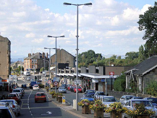 Clarkston, East Renfrewshire