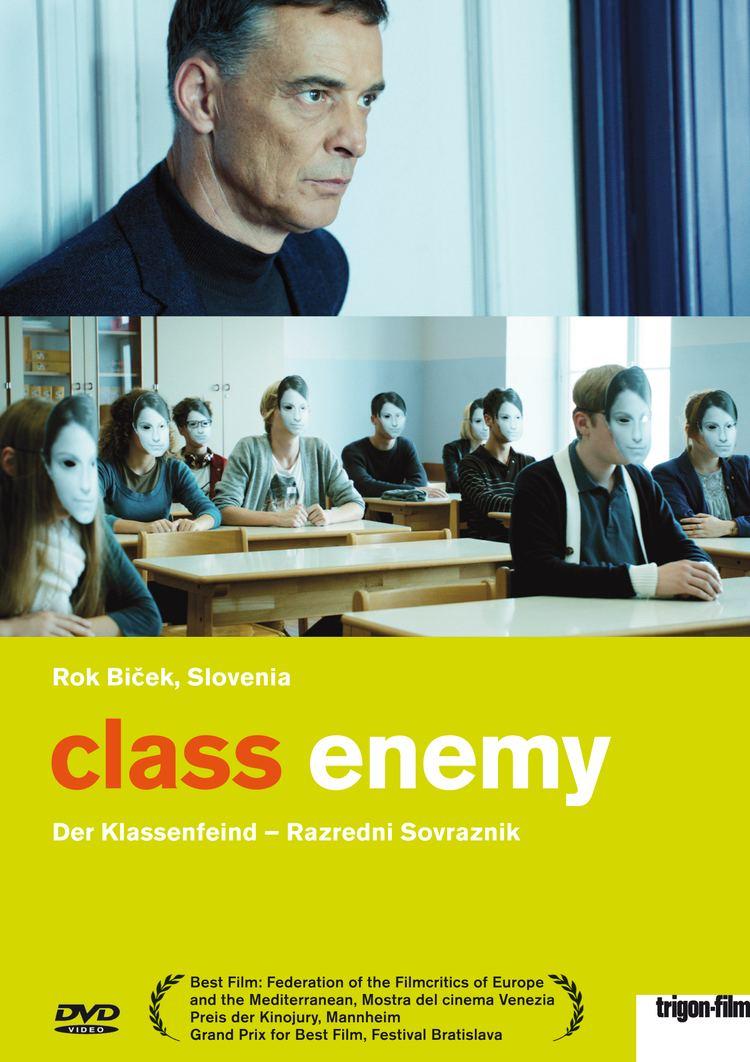 Class Enemy (film) DVD Class Enemy Razredni Sovraznik Worldwide shipping trigon