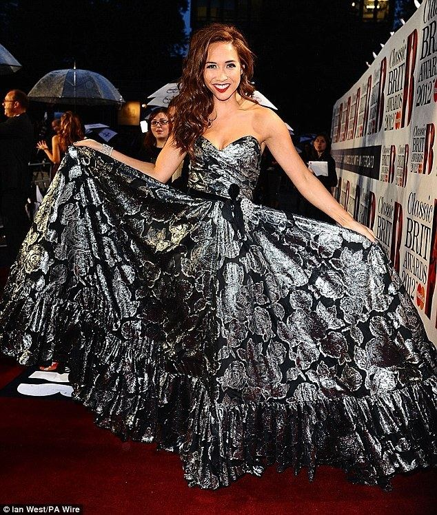 Classic Brit Awards idailymailcoukipix20121002article015509