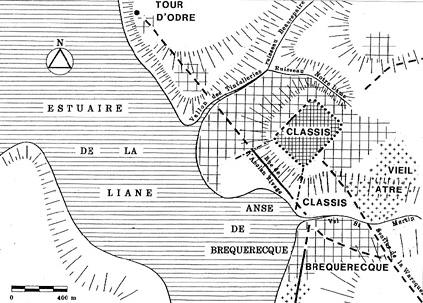 Classis Britannica Boulogne la Romaine et la Classis Britannica Les Yeux Dans La Hune