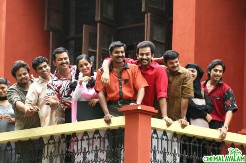 Classmates (2006 film) Picture 77 the final scene of Classmates 2006 Prithviraj