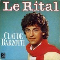 Claude Barzotti Alvaro Soler listen online for free