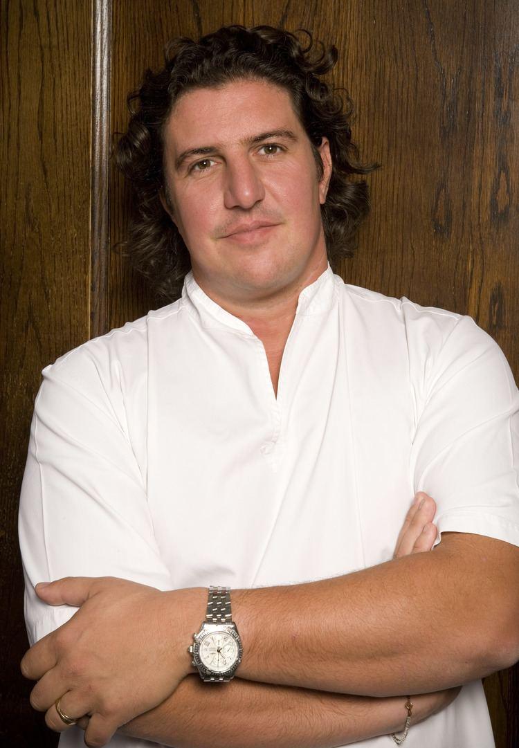 Claude Bosi 10 Claude Bosi Hibiscus London UK Best Emerging Chefs