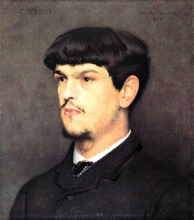 Claude Debussy Claude Debussy Wikipedia the free encyclopedia