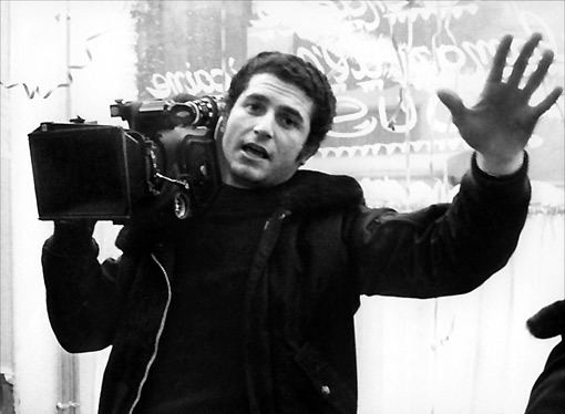 Claude Lelouch CLAUDE LELOUCH French New Wave Director