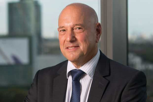 Claude Littner QampA with Claude Littner Times Higher Education THE