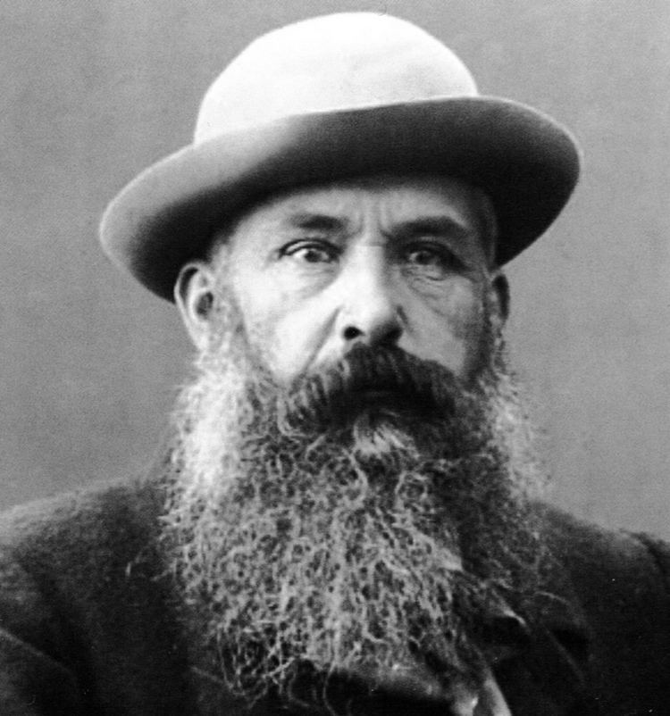 Claude Monet Claude Monet 1887 photo by Nadar Flickr Photo Sharing