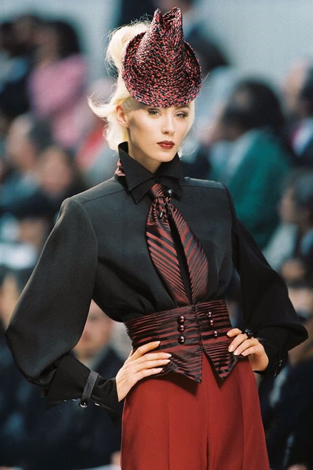 Claude Montana Claude Montana Fashion Radical Cool Hunting