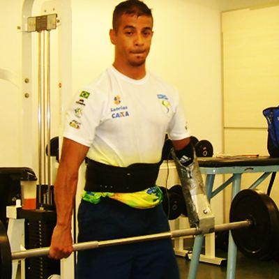 Claudemir Santos Claudemir Santos Atletismo Paralmpico Esporte Essencial
