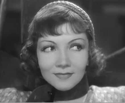 Claudette Colbert Claudette Colbert Wikipedia the free encyclopedia