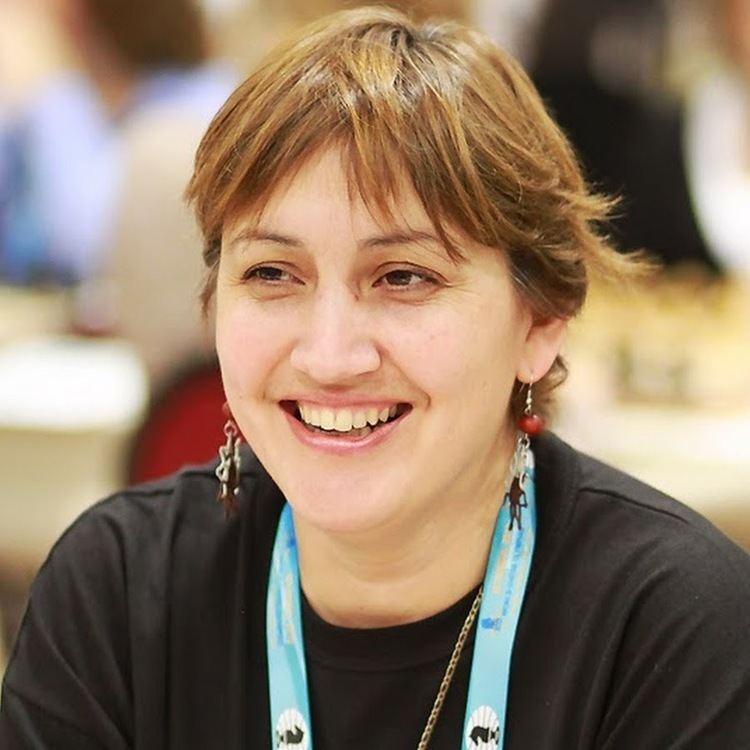 Claudia Amura Entrevista a la GM Claudia Amura Siempre fui una trabajadora por