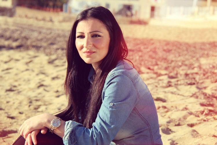 Claudia Faniello Malta Recording For Breathlessly Music Video Underway Eurovoix